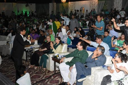 Azadi Festival 2018, 14th August Celebrations At Arts Council Of Pakistan Karachi (10)