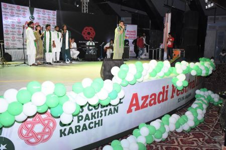 Azadi Festival 2018, 14th August Celebrations At Arts Council Of Pakistan Karachi (13)