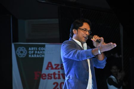 Azadi Festival 2018, 14th August Celebrations At Arts Council Of Pakistan Karachi (14)