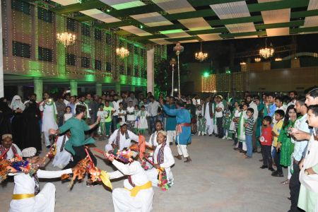 Azadi Festival 2018, 14th August Celebrations At Arts Council Of Pakistan Karachi (27)
