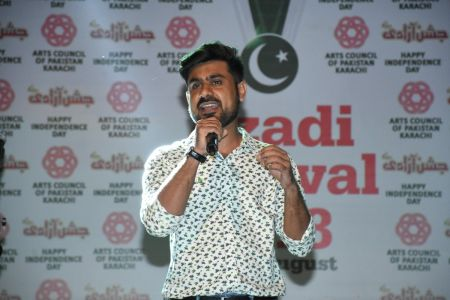 Azadi Festival 2018, 14th August Celebrations At Arts Council Of Pakistan Karachi (29)