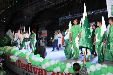 Azadi Festival 2018, 14th August Celebrations At Arts Council Of Pakistan Karachi (2)
