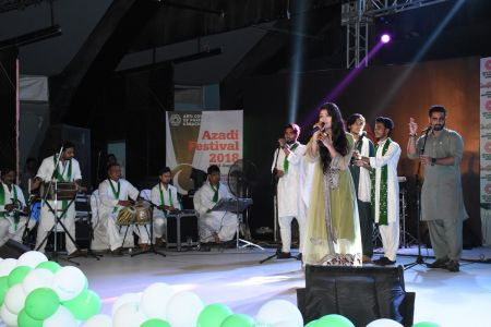 Azadi Festival 2018, 14th August Celebrations At Arts Council Of Pakistan Karachi (33)