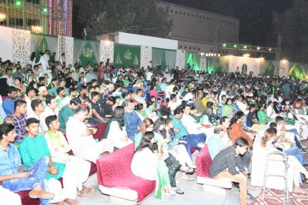 Azadi Festival 2018, 14th August Celebrations At Arts Council Of Pakistan Karachi (36)