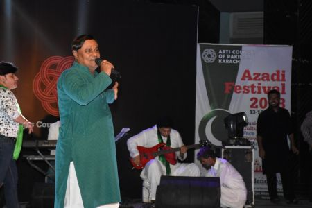 Azadi Festival 2018, 14th August Celebrations At Arts Council Of Pakistan Karachi (37)
