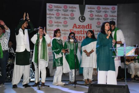 Azadi Festival 2018, 14th August Celebrations At Arts Council Of Pakistan Karachi (38)