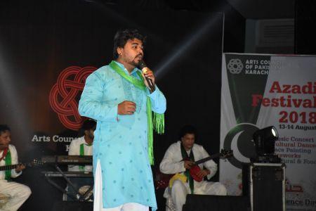 Azadi Festival 2018, 14th August Celebrations At Arts Council Of Pakistan Karachi (41)