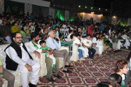 Azadi Festival 2018, 14th August Celebrations At Arts Council Of Pakistan Karachi (43)