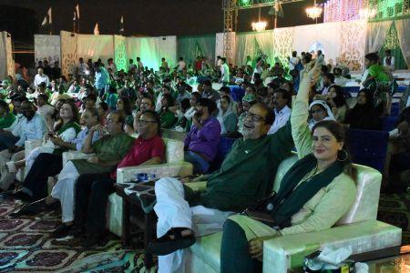 Azadi Festival 2018, 14th August Celebrations At Arts Council Of Pakistan Karachi (47)