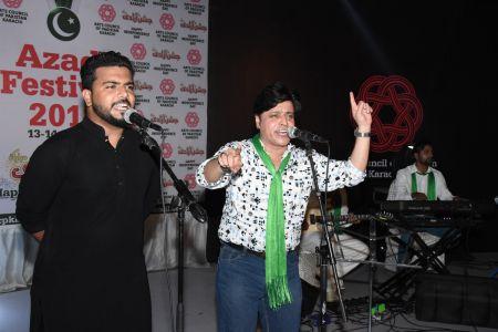 Azadi Festival 2018, 14th August Celebrations At Arts Council Of Pakistan Karachi (48)