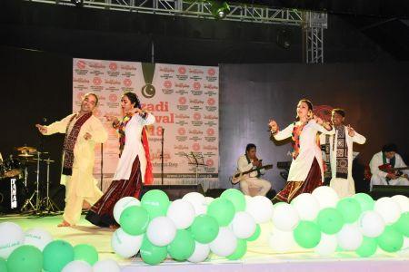 Azadi Festival 2018, 14th August Celebrations At Arts Council Of Pakistan Karachi (50)