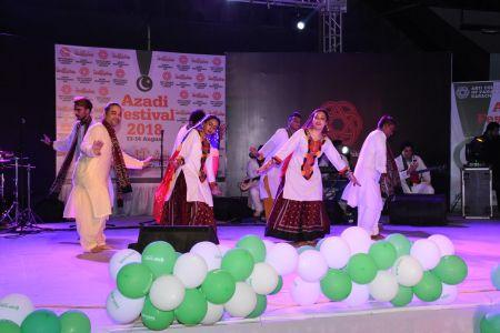 Azadi Festival 2018, 14th August Celebrations At Arts Council Of Pakistan Karachi (51)