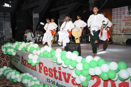 Azadi Festival 2018, 14th August Celebrations At Arts Council Of Pakistan Karachi (54)