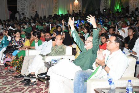 Azadi Festival 2018, 14th August Celebrations At Arts Council Of Pakistan Karachi (57)