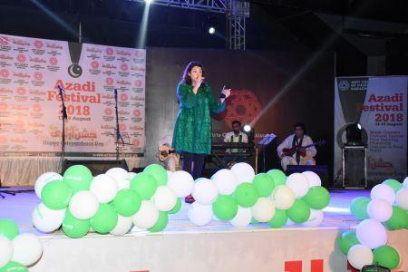 Azadi Festival 2018, 14th August Celebrations At Arts Council Of Pakistan Karachi (60)
