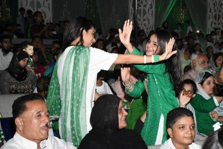 Azadi Festival 2018, 14th August Celebrations At Arts Council Of Pakistan Karachi (62)