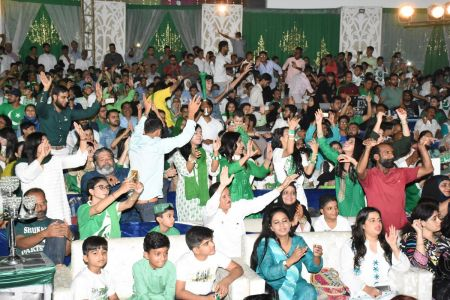 Azadi Festival 2018, 14th August Celebrations At Arts Council Of Pakistan Karachi (65)