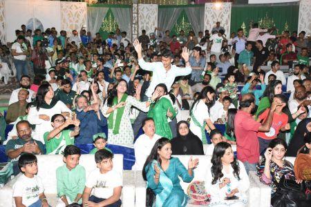 Azadi Festival 2018, 14th August Celebrations At Arts Council Of Pakistan Karachi (66)