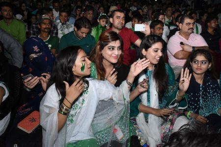 Azadi Festival 2018, 14th August Celebrations At Arts Council Of Pakistan Karachi (74)