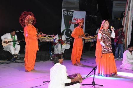 Azadi Festival 2018, 14th August Celebrations At Arts Council Of Pakistan Karachi (76)