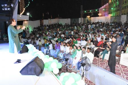 Azadi Festival 2018, 14th August Celebrations At Arts Council Of Pakistan Karachi (77)
