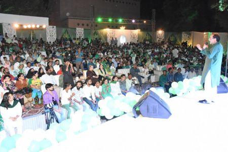 Azadi Festival 2018, 14th August Celebrations At Arts Council Of Pakistan Karachi (78)