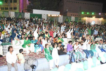 Azadi Festival 2018, 14th August Celebrations At Arts Council Of Pakistan Karachi (79)
