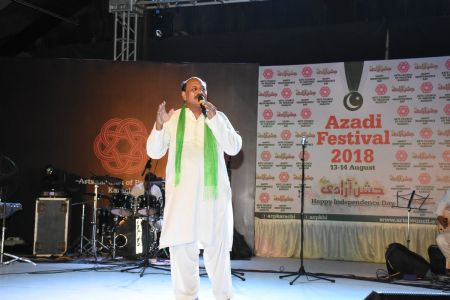 Azadi Festival 2018, 14th August Celebrations At Arts Council Of Pakistan Karachi (7)