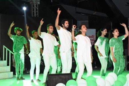 Azadi Festival 2018, 14th August Celebrations At Arts Council Of Pakistan Karachi (82)