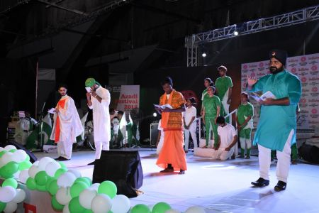Azadi Festival 2018, 14th August Celebrations At Arts Council Of Pakistan Karachi (88)
