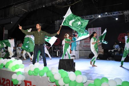 Azadi Festival 2018, 14th August Celebrations At Arts Council Of Pakistan Karachi (89)