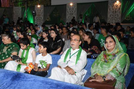 Azadi Festival 2018, 71st Independence Day Of Pakistan Celebration At Arts Council Of Pakistan Karachi (12)