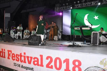 Azadi Festival 2018, 71st Independence Day Of Pakistan Celebration At Arts Council Of Pakistan Karachi (15)