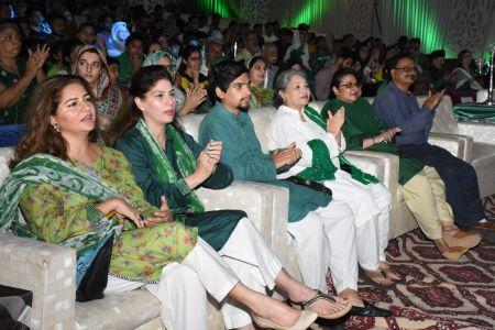 Azadi Festival 2018, 71st Independence Day Of Pakistan Celebration At Arts Council Of Pakistan Karachi (18)