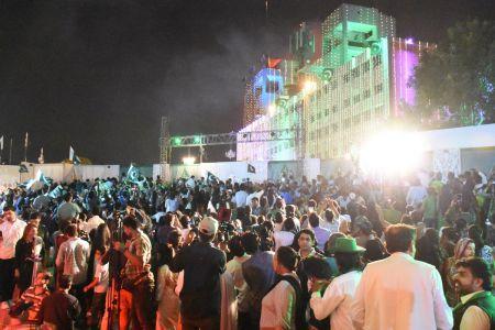 Azadi Festival 2018, 71st Independence Day Of Pakistan Celebration At Arts Council Of Pakistan Karachi (1)