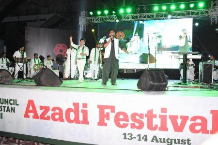 Azadi Festival 2018, 71st Independence Day Of Pakistan Celebration At Arts Council Of Pakistan Karachi (21)