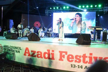 Azadi Festival 2018, 71st Independence Day Of Pakistan Celebration At Arts Council Of Pakistan Karachi (23)