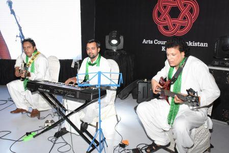 Azadi Festival 2018, 71st Independence Day Of Pakistan Celebration At Arts Council Of Pakistan Karachi (28)