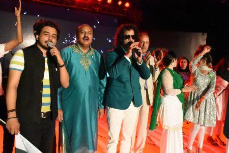 Azadi Festival 2018, 71st Independence Day Of Pakistan Celebration At Arts Council Of Pakistan Karachi (2)