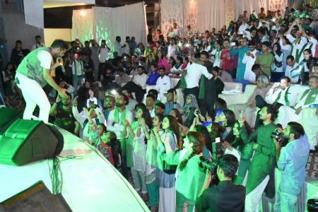 Azadi Festival 2018, 71st Independence Day Of Pakistan Celebration At Arts Council Of Pakistan Karachi (32)