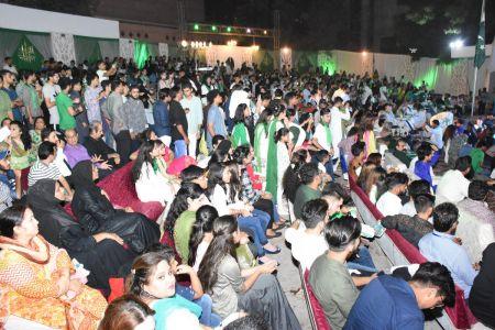 Azadi Festival 2018, 71st Independence Day Of Pakistan Celebration At Arts Council Of Pakistan Karachi (34)