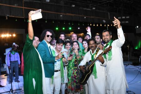 Azadi Festival 2018, 71st Independence Day Of Pakistan Celebration At Arts Council Of Pakistan Karachi (3)