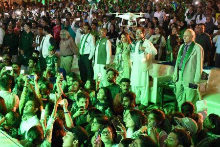 Azadi Festival 2018, 71st Independence Day Of Pakistan Celebration At Arts Council Of Pakistan Karachi (40)