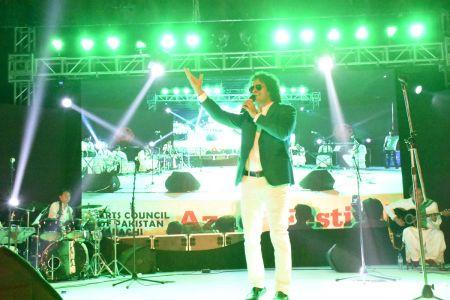 Azadi Festival 2018, 71st Independence Day Of Pakistan Celebration At Arts Council Of Pakistan Karachi (42)
