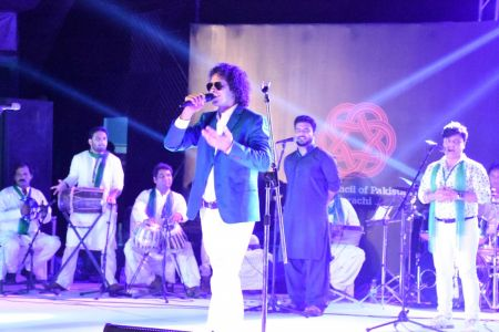 Azadi Festival 2018, 71st Independence Day Of Pakistan Celebration At Arts Council Of Pakistan Karachi (44)