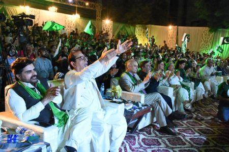 Azadi Festival 2018, 71st Independence Day Of Pakistan Celebration At Arts Council Of Pakistan Karachi (49)