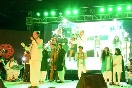 Azadi Festival 2018, 71st Independence Day Of Pakistan Celebration At Arts Council Of Pakistan Karachi (50)