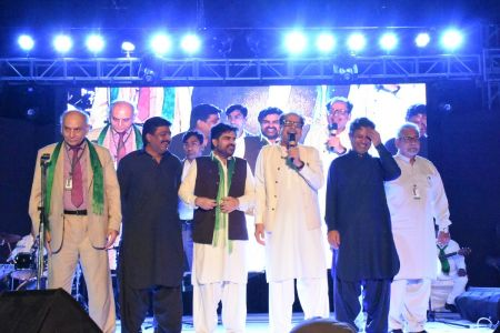 Azadi Festival 2018, 71st Independence Day Of Pakistan Celebration At Arts Council Of Pakistan Karachi (52)