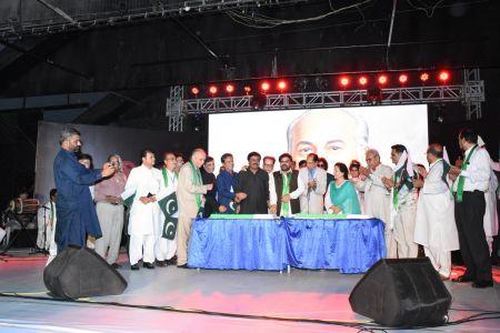 Azadi Festival 2018, 71st Independence Day Of Pakistan Celebration At Arts Council Of Pakistan Karachi (58)