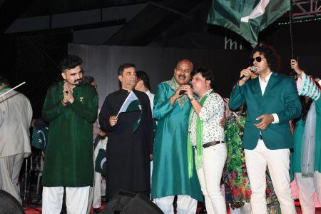 Azadi Festival 2018, 71st Independence Day Of Pakistan Celebration At Arts Council Of Pakistan Karachi (61)